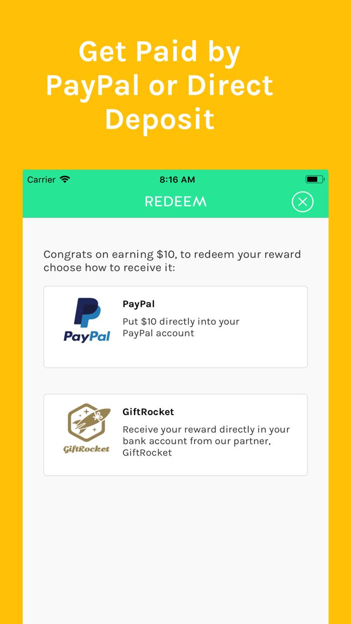 Achievement - Reward Health Screenshot