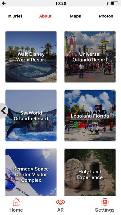 Orlando Travel Guide Offline