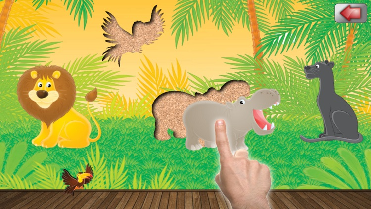 Animal Puzzle »For Toddlers« screenshot-1
