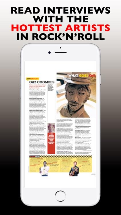 Mojo: The Music Magazine screenshot-4