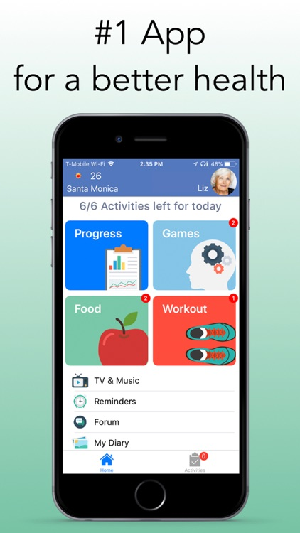 MindMate - Healthy Aging screenshot-0