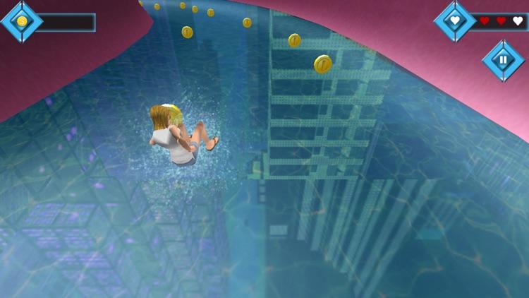 Water Slide Park Adventure 3D screenshot-4