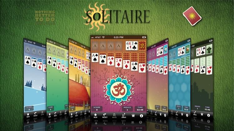 NBTD Solitaire Lite screenshot-3