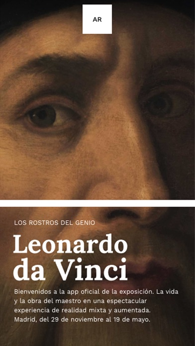 Leonardo da Vinci Expo screenshot #1