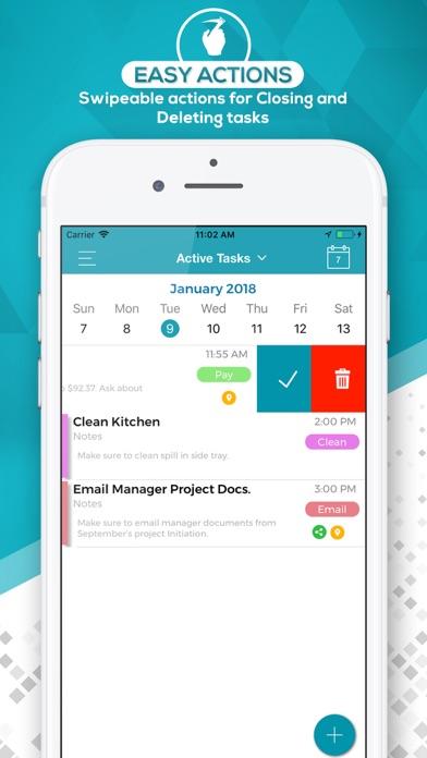 Jeffery - Task Manager screenshot three