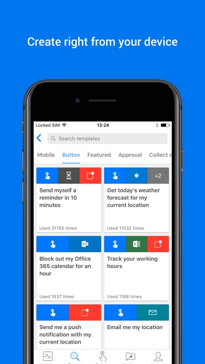 Microsoft Flow screenshot-1