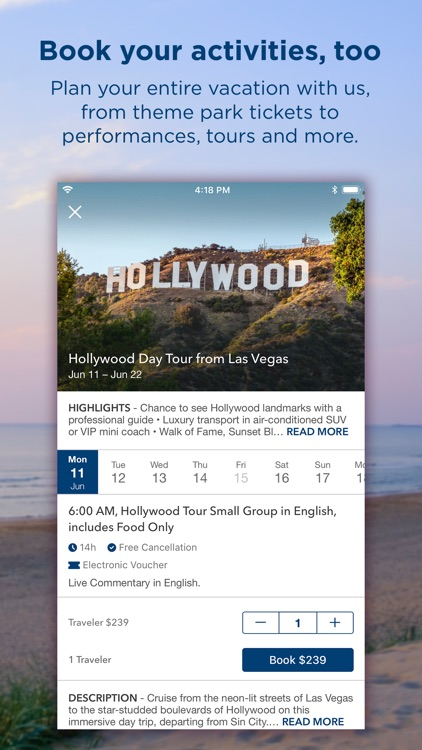 Travelocity Hotels & Flights screenshot-6