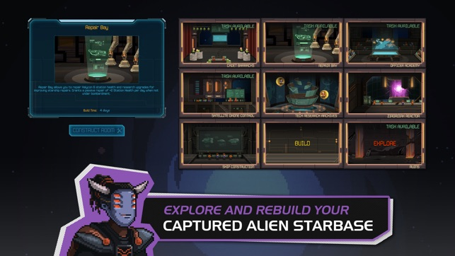 Halcyon 6: Starbase Commander Screenshot