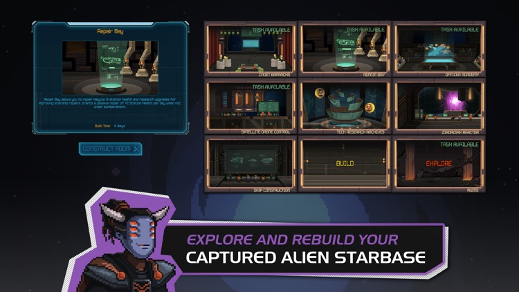 Halcyon 6: Starbase Commander screenshot-3
