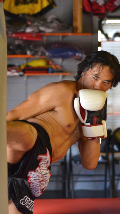 KoL Kickboxing Workout screenshot one