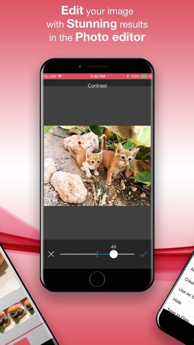 Fixy Photo Editor Frame Picker screenshot 2