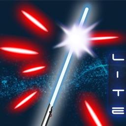 Lightsaber Defense!