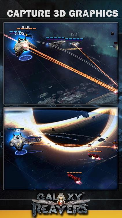 Galaxy Reavers screenshot-0