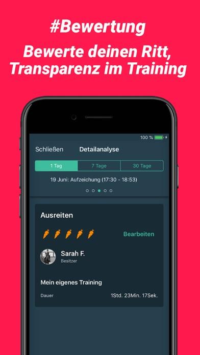 Screenshot for PacerApp - Reiten analysieren in Germany App Store