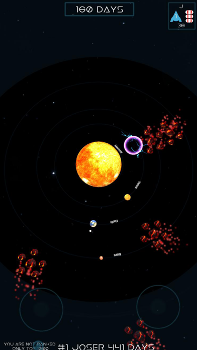 Space Collapse I screenshot 1