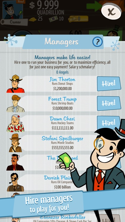 AdVenture Capitalist screenshot-2