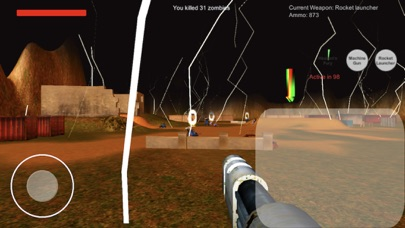 Endless Zombie shooter screenshot three