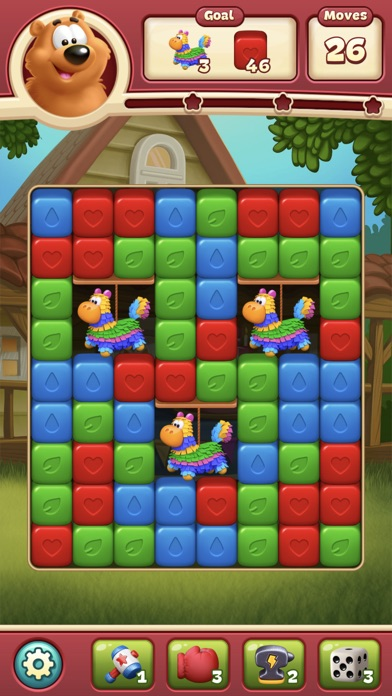 Toon Blast screenshot1