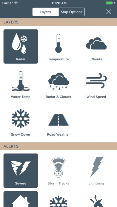 download NOAA Weather Alerts apps 0