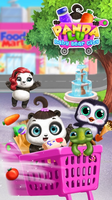 Panda Lu Baby Bear City screenshot 3