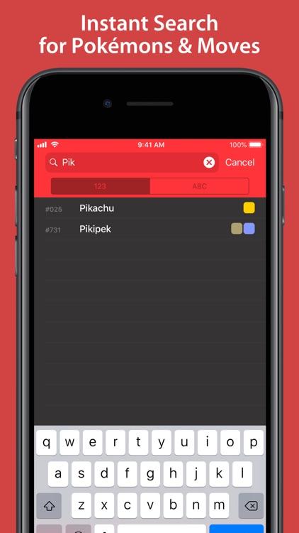 RotomDex – Pokedex for Pokemon screenshot-4