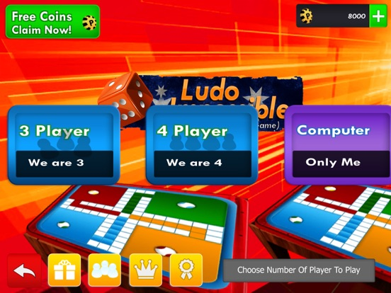 Ludo Impossible Pachisi Game screenshot 9