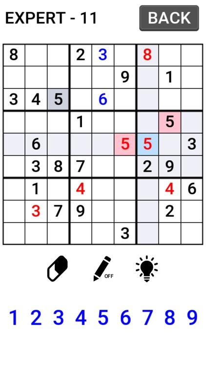 Sudoku : Brain-teaser screenshot-4