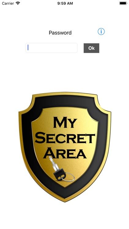 My Secret Area screenshot-0