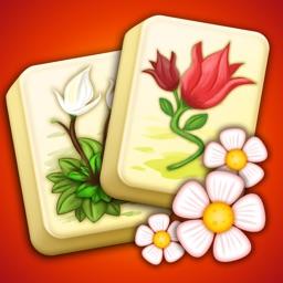 Mahjong Flower Garden