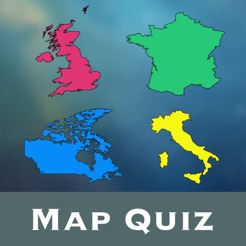 World map quiz on the app store world map quiz 4 gumiabroncs Image collections