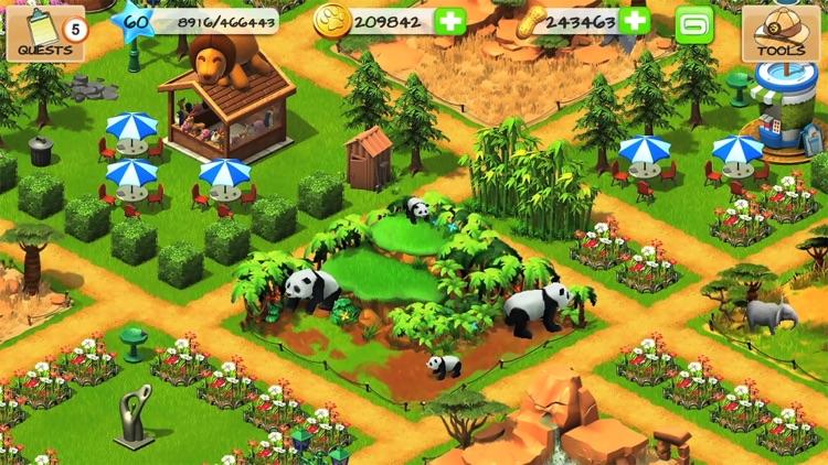 Wonder Zoo - Animal Rescue! screenshot-4