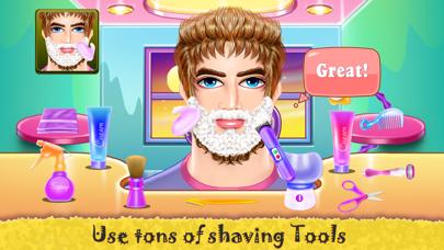 Daddy Fashion Beard Salon Screenshot