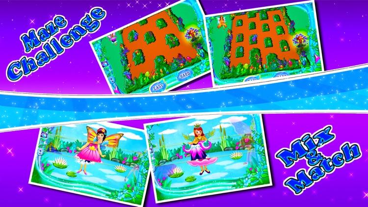 Fairy Colors Draw & Paint screenshot-4