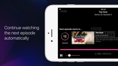 Screenshot for BBC iPlayer in United Kingdom App Store