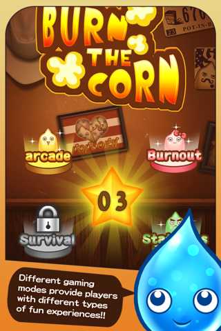Burn The Corn - Lite - náhled