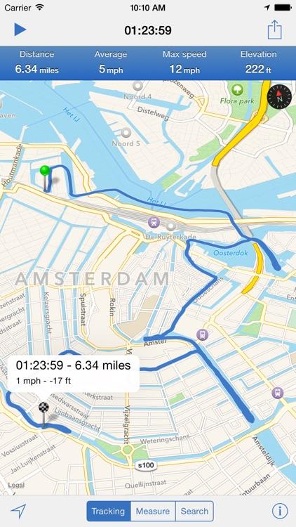 MapPath Pro screenshot-0