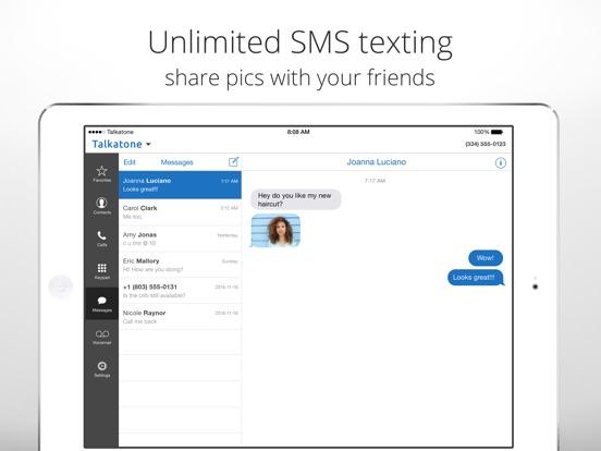 Talkatone: WiFi Text & Calls | MixRank