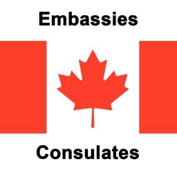 Canada Embassies& Consulates
