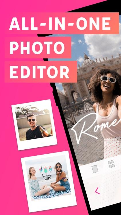 Photo Editor screenshot-0