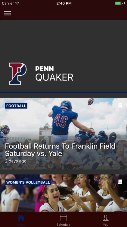 Penn Athletics