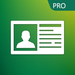 Business card scanner pro on the app store business card scanner pro 4 reheart Images