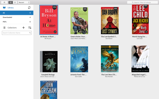 Kindle app for mac os x 10.7.5