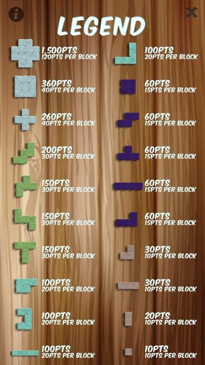 Woodblox - Wood Block Puzzle screenshot-4