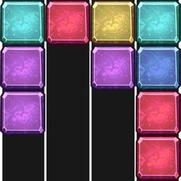 Tumbled Stones - Match 3 Puzzle