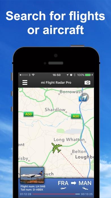 フライト レーダー 専門家 - Flight Radarスクリーンショット