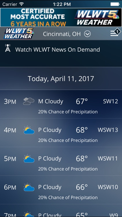 WLWT Weather screenshot-3