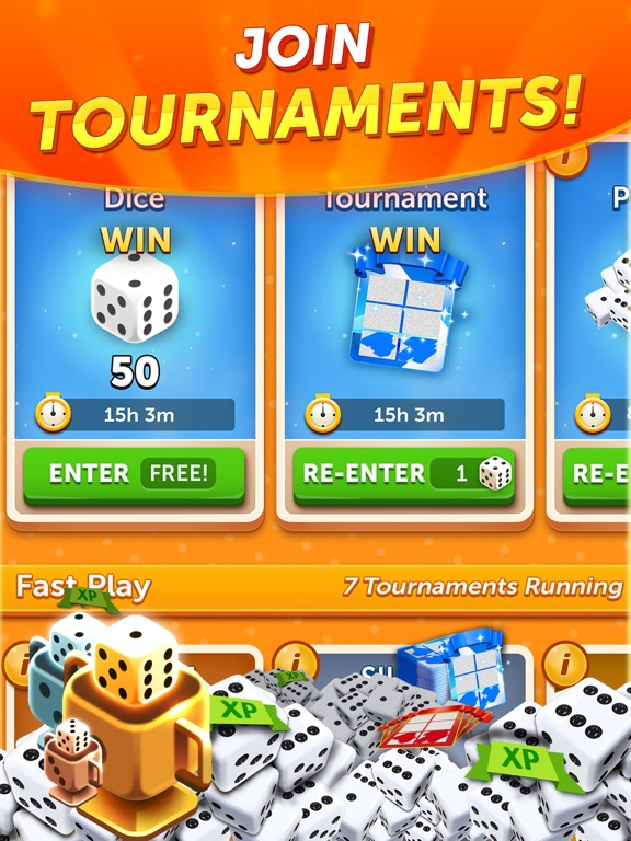 Yahtzee® with Buddies Dice screenshot 8