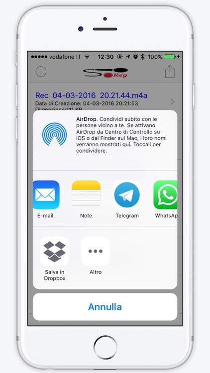 iReg for iWatch screenshot-4