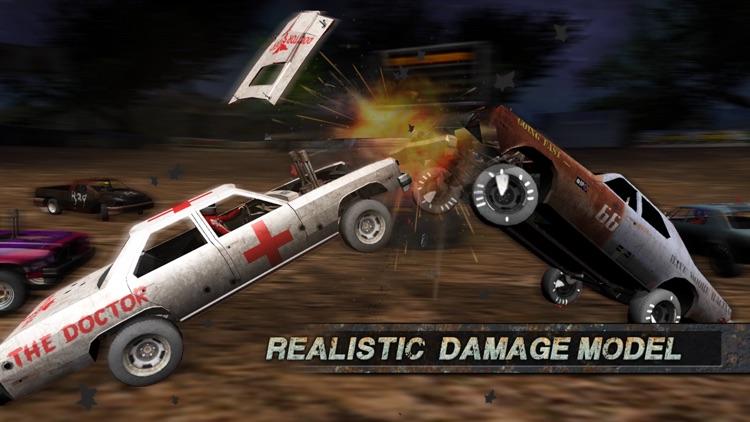 Demolition Derby - Crash Racing screenshot-3