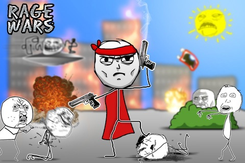 Rage Wars - Meme Shooter - náhled